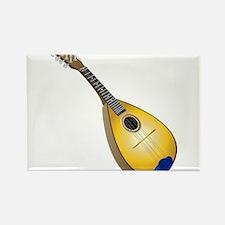 Music instrument mandolin Magnets