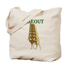 Springboks Rugby Lineout Tote Bag