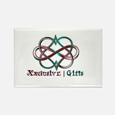 Xxclusive Gifts Logo Magnets