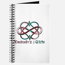 Xxclusive Gifts Logo Journal