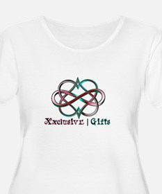 Xxclusive Gifts Logo Plus Size T-Shirt