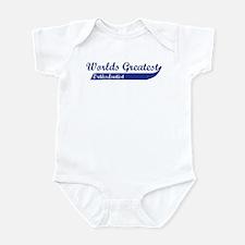 Greatest Orthodontist Infant Bodysuit