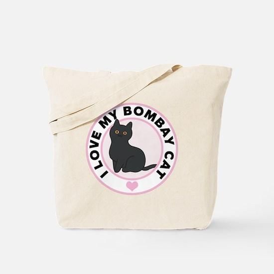 Bombay Cat Lover Tote Bag
