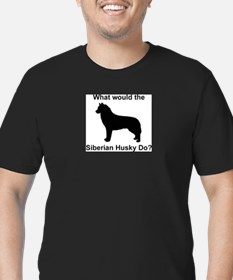 What would the Siberian Husky T-Shirt