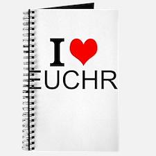 I Love Euchre Journal