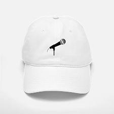 Microphone Baseball Baseball Cap
