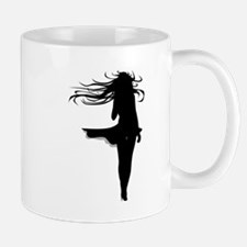 Blowing In The Wind Mugs