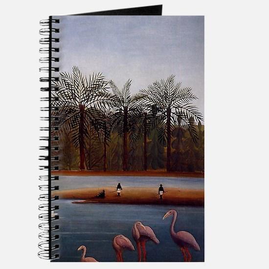 The Flamingos Journal