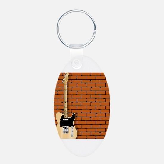 Cute Fender guitar Keychains