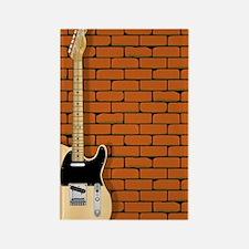 Funny Fender Rectangle Magnet