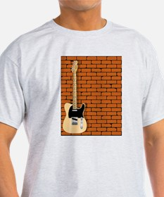 Guitar Wall T-Shirt