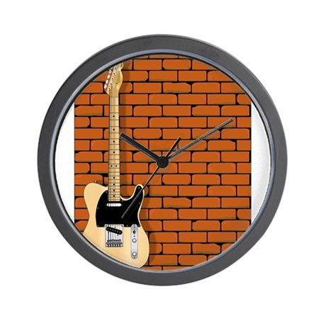 Musical Instrument Wall Clocks Musical Instrument Wall Wall