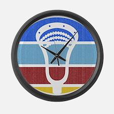 Lacrosse TP03 Large Wall Clock