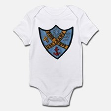 USS LEARY Infant Bodysuit