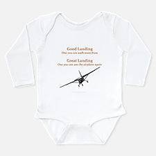 Good Landing/Great Landing Body Suit