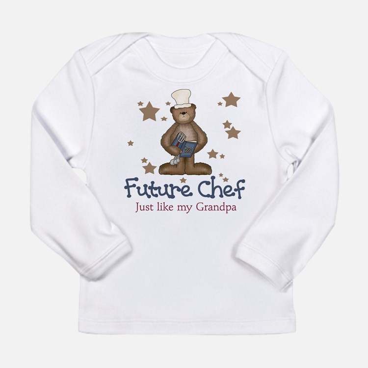 chef6.jpg Long Sleeve T-Shirt