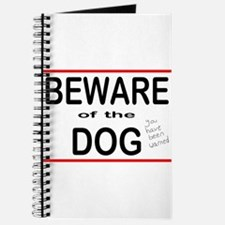 Beware Dog Journal