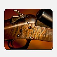 Goose Gun Mousepad