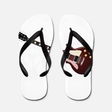 Les Paul guitar Flip Flops