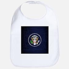 President Seal Eagle Bib