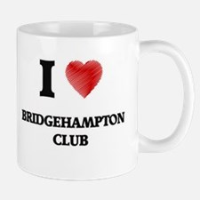 I love Bridgehampton Club New York Mugs