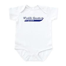 Greatest Pr Specialist Infant Bodysuit