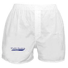 Greatest Art Therapist Boxer Shorts