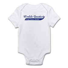 Greatest Social Science Stude Infant Bodysuit