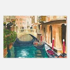 Unique Gondola Postcards (Package of 8)
