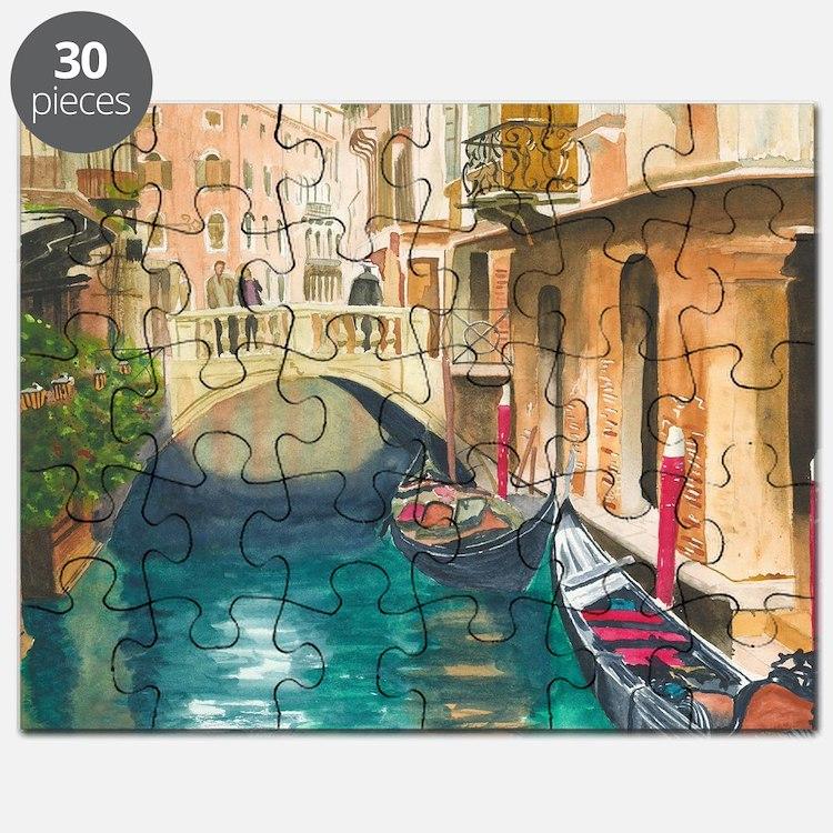Cute Venice Puzzle