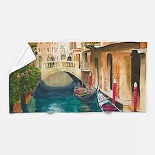 Cute Venice Beach Towel