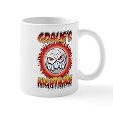 Soccer Goalie's Nightmare Mug