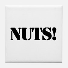 nuts Tile Coaster