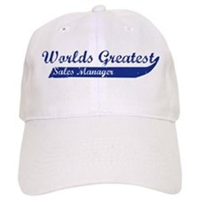 Greatest Sales Manager Baseball Cap
