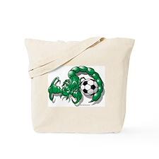 Sting Soccer Scorpion Tote Bag