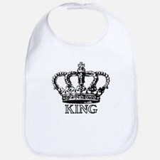 King Crown Bib