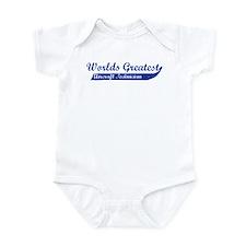 Greatest Aircraft Technician Infant Bodysuit