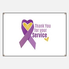 For Service Banner