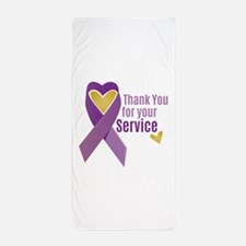 For Service Beach Towel