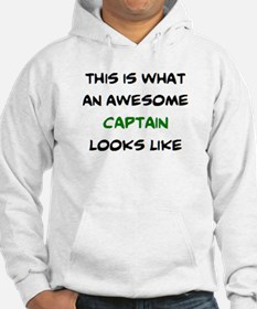 awesome captain Hoodie