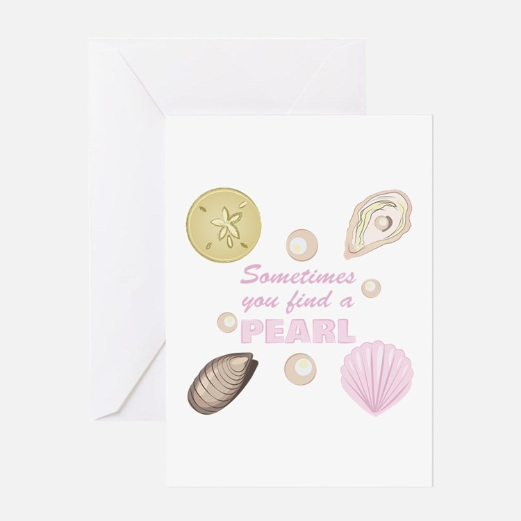 A Pearl Greeting Cards
