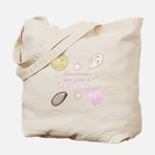 A Pearl Tote Bag