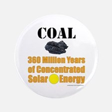 Coal Concentrated Solar Button