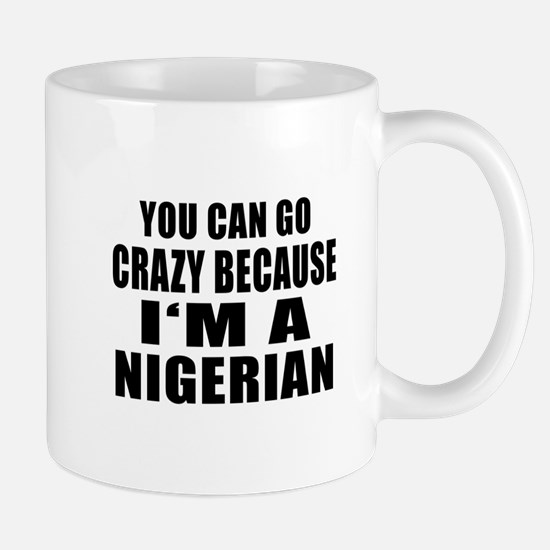 Nigerian Designs Mug