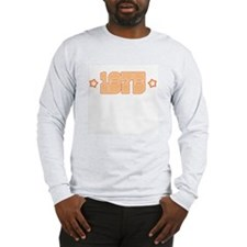 1975_oranje Long Sleeve T-Shirt