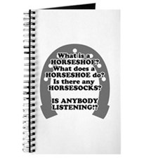 What is a Horseshoe? Journal