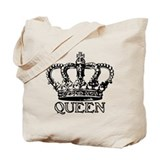 Crowns Canvas Totes