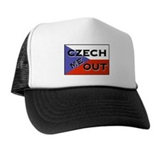 CZECH ME OUT Trucker Hat