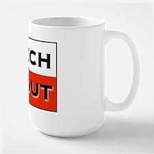 CZECH ME OUT Large Mug