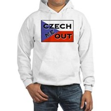 CZECH ME OUT Hoodie